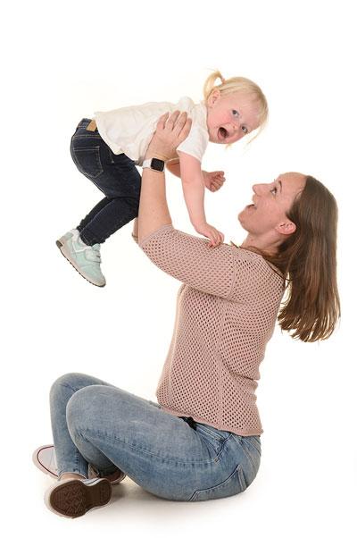 Nannies Oost - Leidster met een kind.