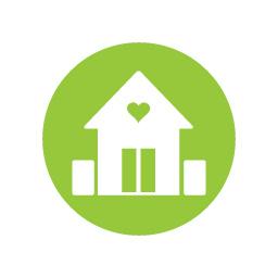 Kinderopvang in Malden - het logo van Nannies Malden.